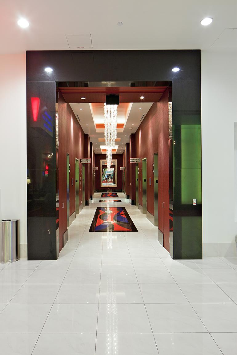 Elevator Separation