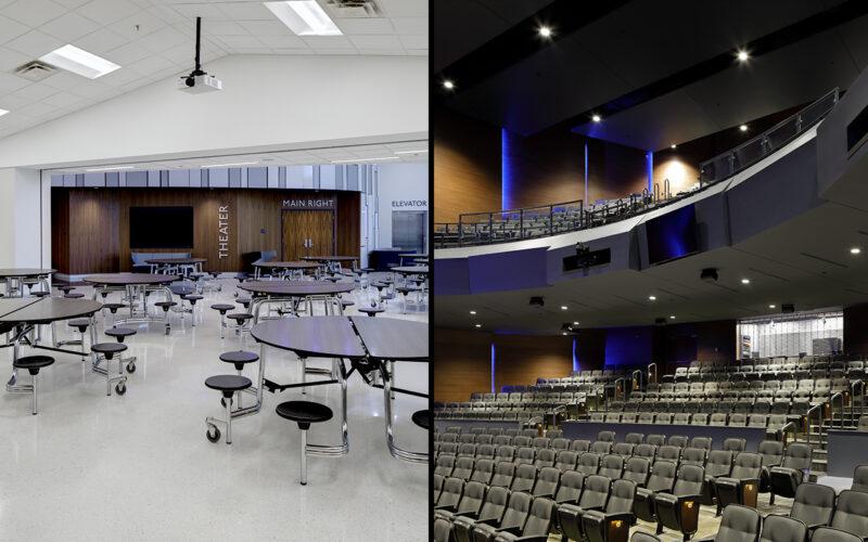 Liberty High School Theater